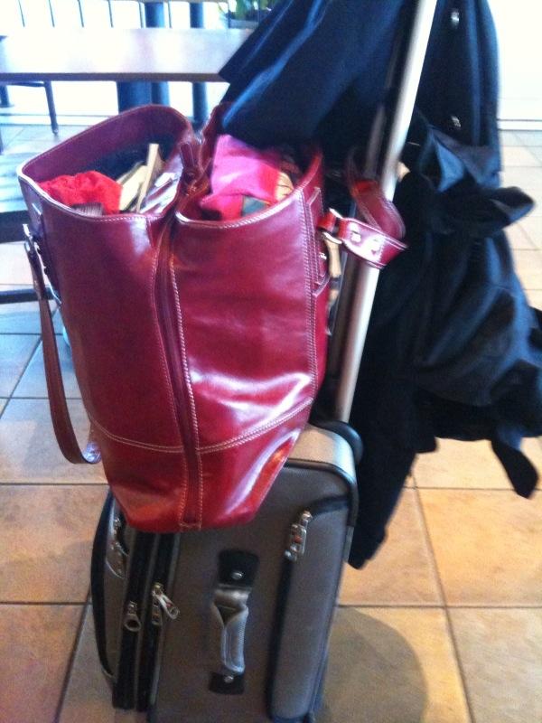 Robin's bags