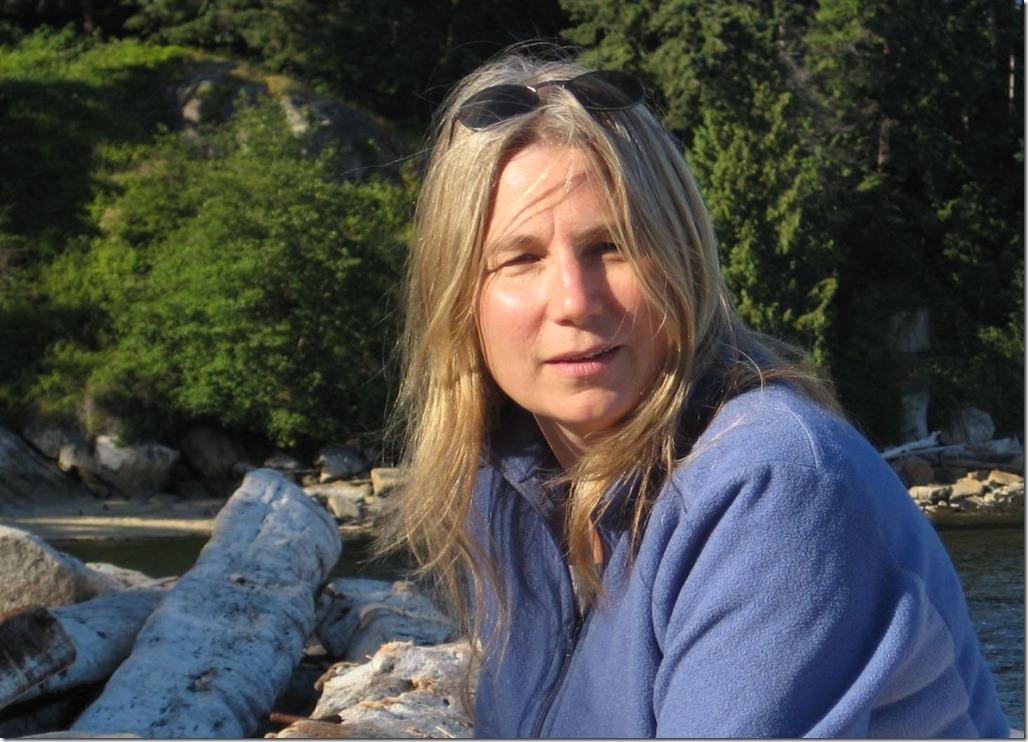 Lynne Q summer 2008