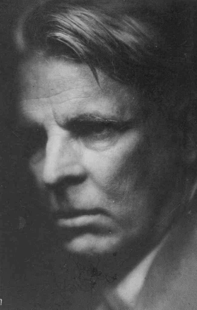 William Butler Yeats Headstone